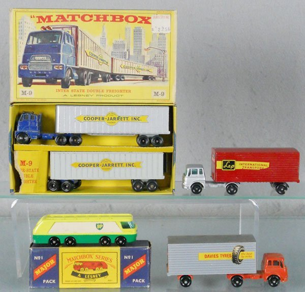 MATCHBOX MAJOR PACK LOT
