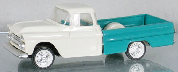 AMT 1958 CHEVY PICK UP TRUCK PROMO