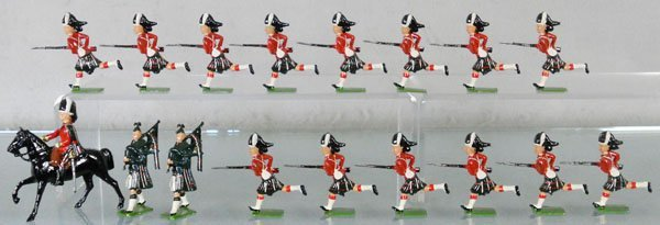 BRITAINS 2062 SEAFORTH HIGHLANDERS