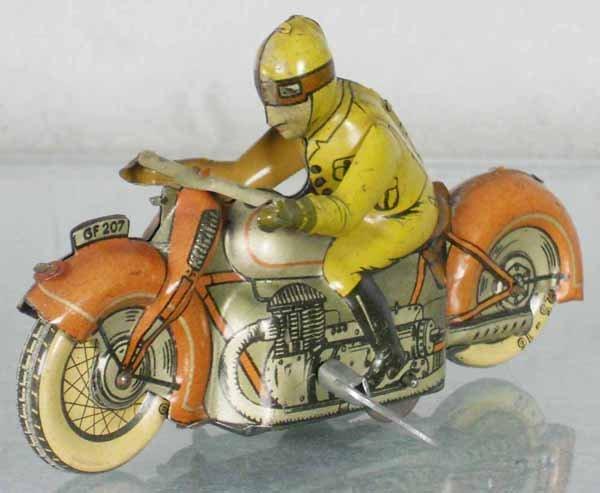 FISCHER MOTORCYCLE