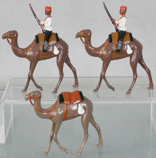 BRITAINS 9265 EGYPT CAMEL CORPS