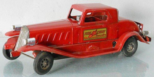 GIRARD FIRE CHIEF CAR