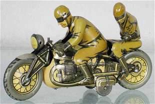 KELLERMAN TANDEM RACING MOTORCYCLE