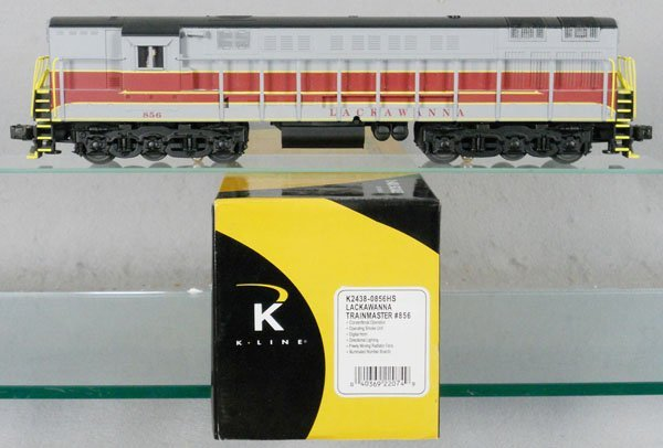 K-LINE K2438-0856HS LACKAWANNA DIESEL