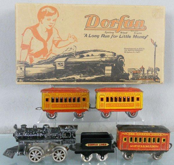 DORFAN 120 TRAIN SET