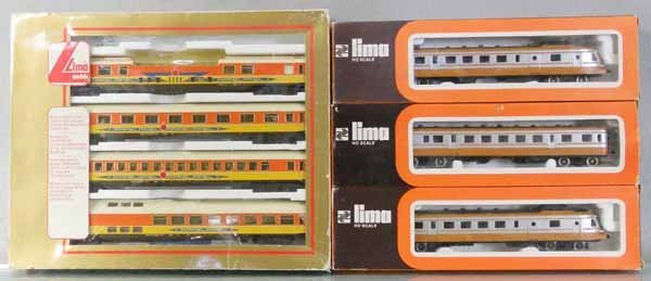 LIMA TRAIN LOT