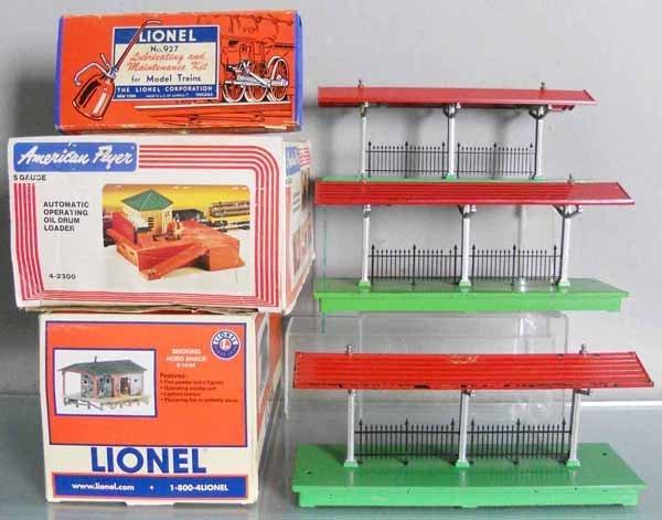 LIONEL ACCESSORIES