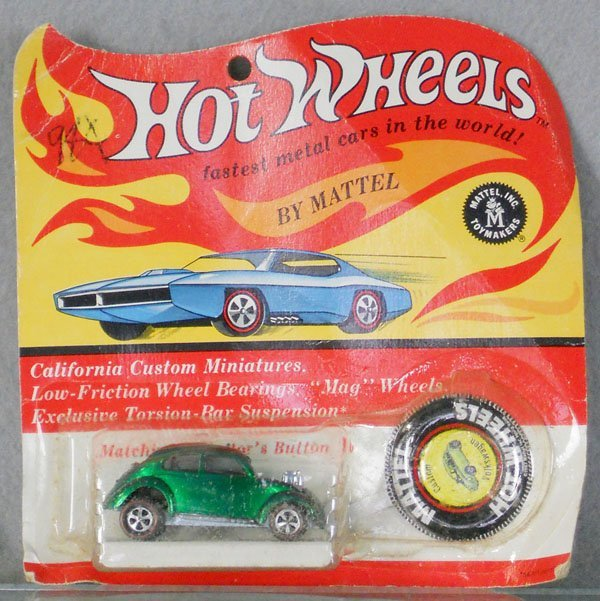 HOT WHEELS CUSTOM VOLKSWAGEN