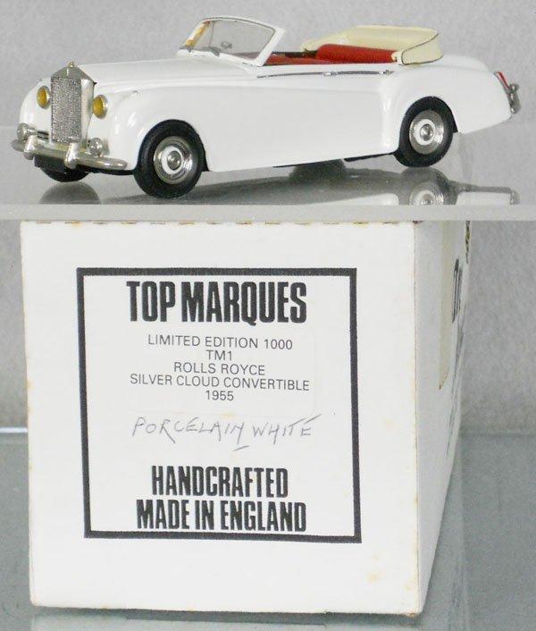 TOP MARQUES 1955 ROLLS ROYCE SILVER CLOUD