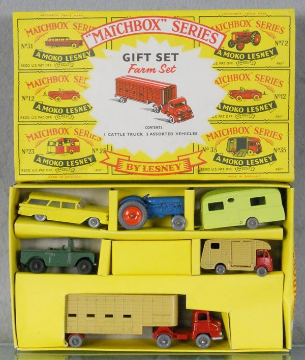 MATCHBOX G4A1 FARM GIFT SET