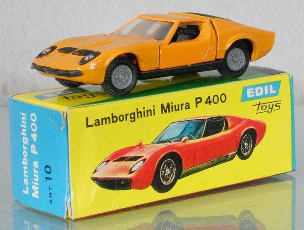 EDIL #10 LAMBORGHINI MIURA P400