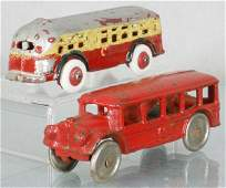 HUBLEY  AC WILLIAMS BUSES