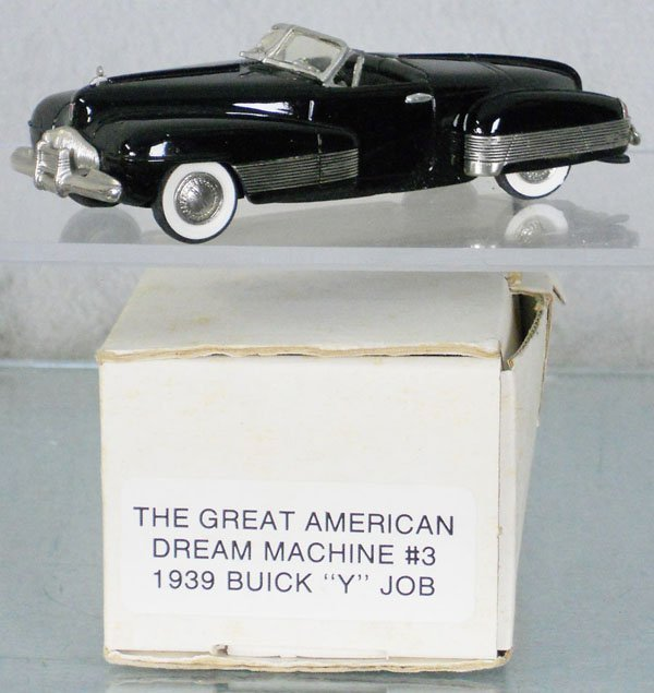 GREAT AMERICAN DREAM MACHINE #3 1939 BUICK