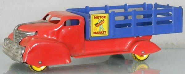 MARX MOTOR MARKET DELIVERY TRUCK