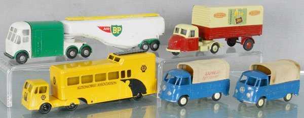 5 BUDGIE AUTOS