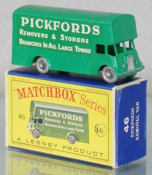 MATCHBOX 46B6 PICKFORDS REMOVAL VAN