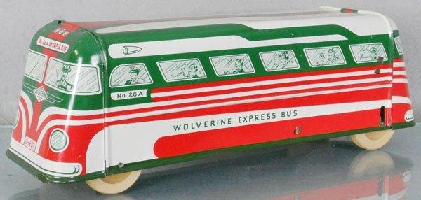 WOLVERINE 26A EXPRESS BUS