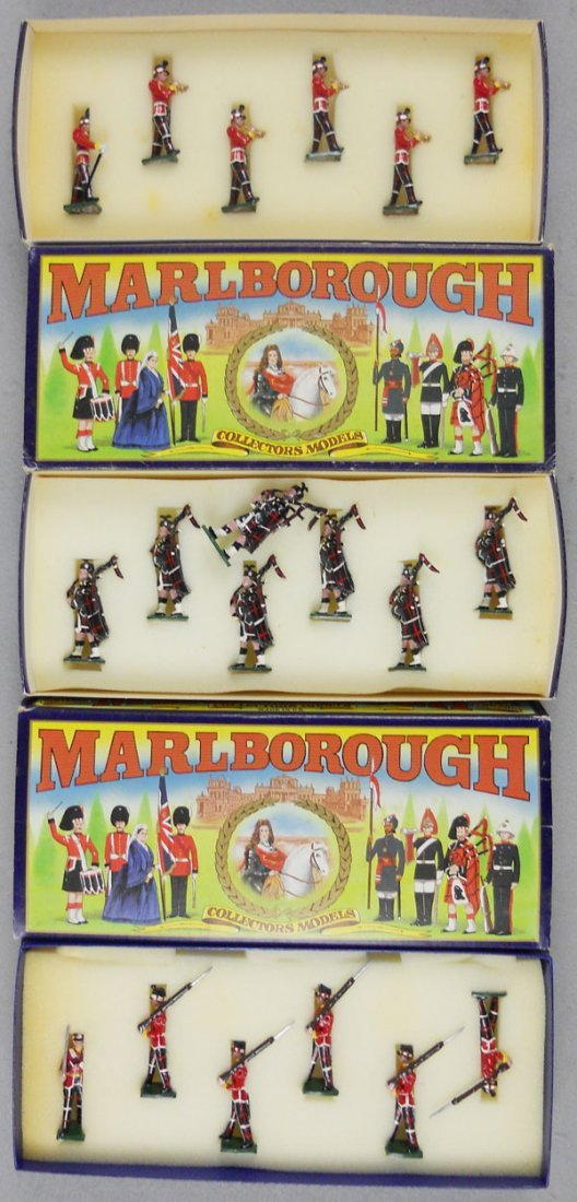 3 MARLBOROUGH SETS
