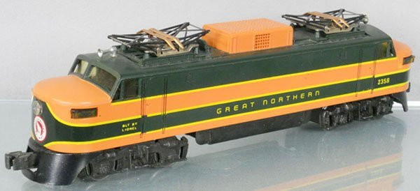 LIONEL 2358 GREAT NORTHERN EP5