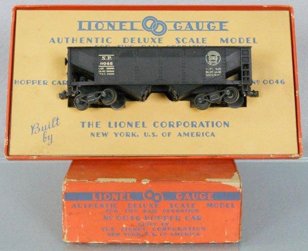 LIONEL 0046 HOPPER