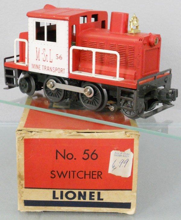 LIONEL 56 M&StL SWITCHER
