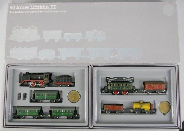 MARKLIN 0050 TRAIN SETS