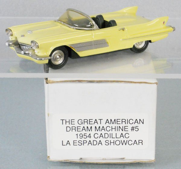 GREAT AMERICAN DREAM MACHINE1954 CADILLAC