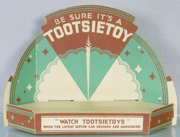 TOOTSIETOY COUNTER DISPLAY
