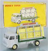 FRENCH DINKY 33C SIMCA CARGO GLASS TRUCK