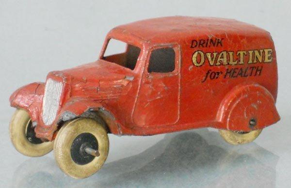 DINKY 28T OVALTINE DELIVERY VAN