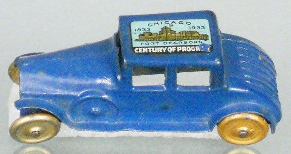 TOOTSIETOY 4636 CENTURY OF PROGRESS BUICK