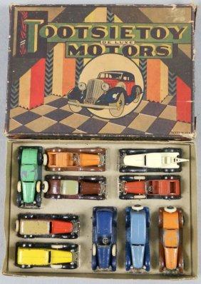 Tootsietoy 5300 Deluxe Motors Set