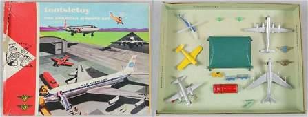 TOOTSIETOY 4310 PAN AM AIRWAYS SET