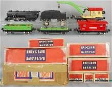 LIONEL 193W TRAIN SET