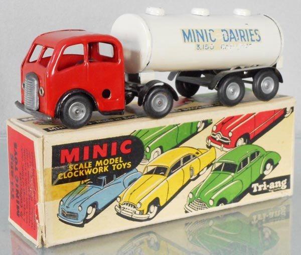 MINIC 71M MILK TANKER