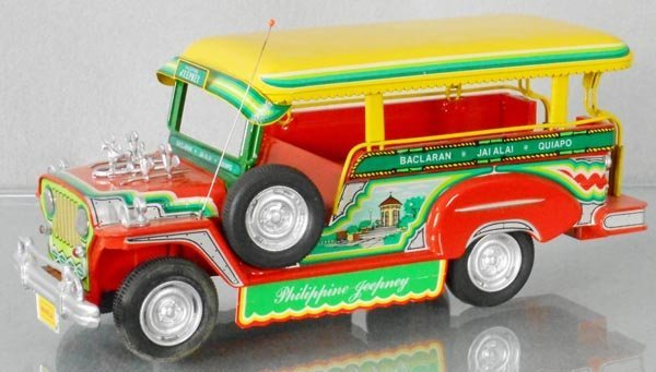 PROMITE PHILIPPINE JITNEY TAXI