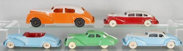 5 HUBLEY AUTOS