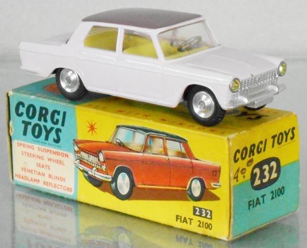 CORGI 232 FIAT 2100