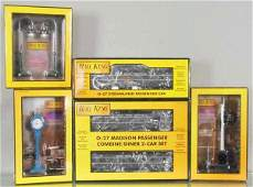 MTH RAIL KING TRAIN LOT