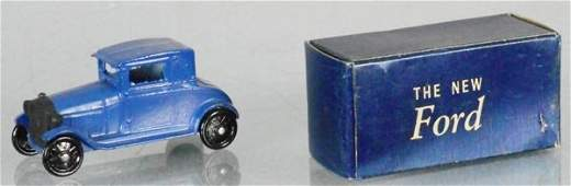 TOOTSIETOY 4655 FORD COUPE