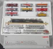 MARKLIN 29849 US TRAIN SET