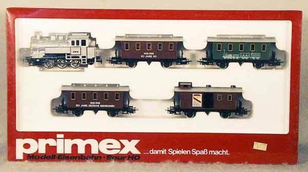 18: PRIMEX 2750 JUBILEE TRAIN SET