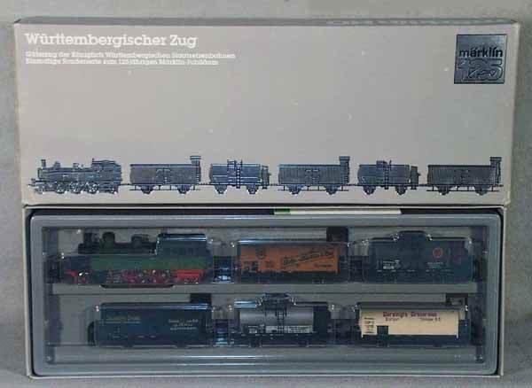 25: MARKLIN 2857 TRAIN SET