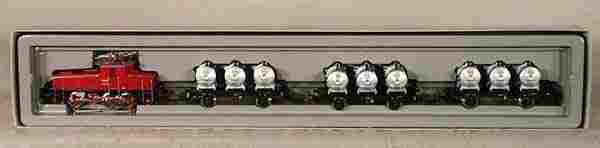 66: MARKLIN 2874 CONTAINER WAGON TRAIN SET,