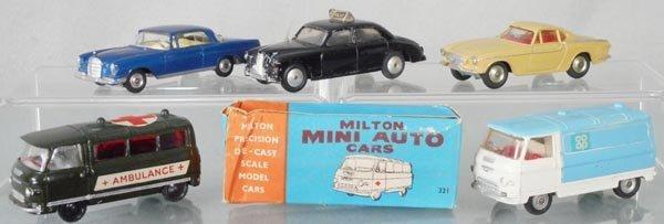 CORGI & MILTON AUTOS
