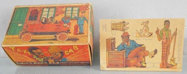 MARX AMOS & ANDY TAXI ORIGINAL BOX