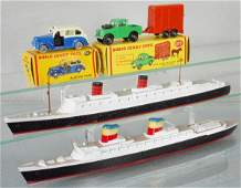 DINKY  TRIANG MINIC VEHICLES
