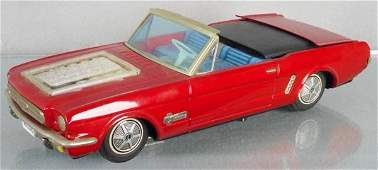Y FORD MUSTANG CONVERTIBLE