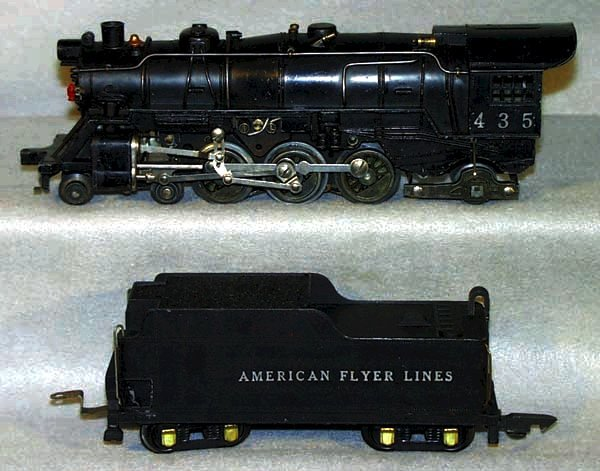 3: AF 435 LOCO, some fatigue to some ponies, 433 tender