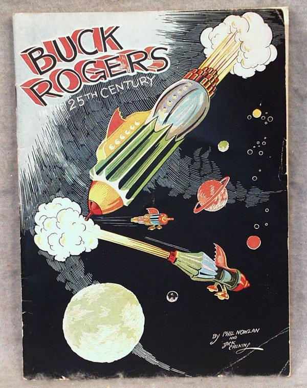 1023: BUCK ROGERS STORYBOOK